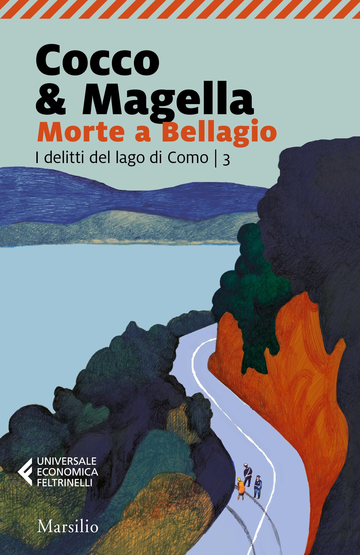 """Risultati immagini per """"Morte a Bellagio"""" di Cocco & Magella"""