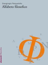 Alfabeto filosofico - copertina
