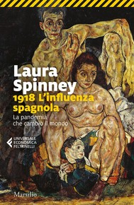 1918. L'influenza spagnola - copertina