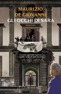 Gli occhi di Sara (Nero Rizzoli) - Librerie.coop
