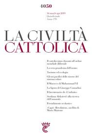 La Civiltà Cattolica n. 4050 - copertina