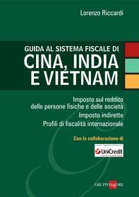Guida alla fiscalità di Cina, India e Vietnam - Librerie.coop