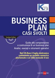 Business plan - Casi svolti - copertina