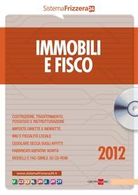 Immobili e Fisco 2012 - Librerie.coop