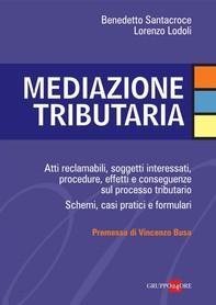 Mediazione tributaria - Librerie.coop