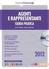 Agenti e rappresentanti - guida pratica - copertina