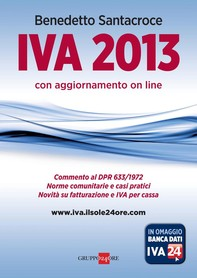 IVA 2013 - Librerie.coop