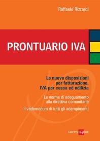 Prontuario IVA 2013 - Librerie.coop
