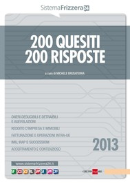 200 Quesiti 200 Risposte - copertina