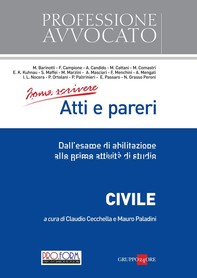 Come scrivere ATTI E PARERI - CIVILE - Librerie.coop