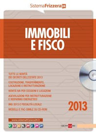 Immobili e Fisco 2013 - Librerie.coop