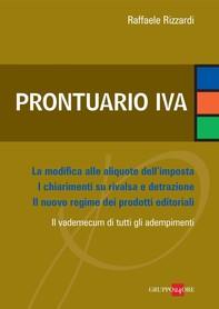Prontuario IVA 2014 - Librerie.coop