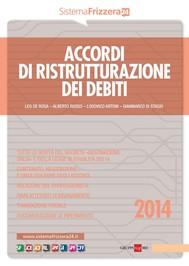 Accordi di ristrutturazione dei debiti 2014 - copertina