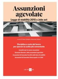 Assunzioni Agevolate - copertina