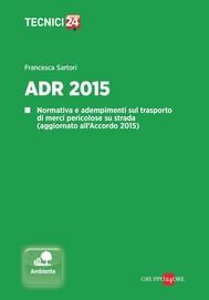 ADR 2015 - copertina