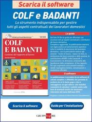 Colf e Badanti 2016 - copertina