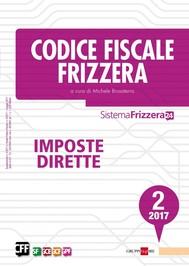 Codice Fiscale Frizzera Imposte Dirette 2/2017 - copertina