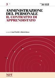 AMMINISTRAZIONE DEL PERSONALE 3 - Il contratto di apprendistato - copertina