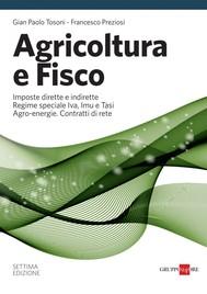Agricoltura e fisco - copertina