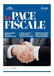 La pace fiscale - copertina