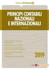 Principi contabili nazionali e internazionali 2019 - copertina