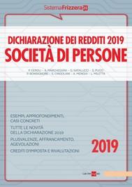 Dichiarazione dei redditi 2019 Società di Persone - copertina