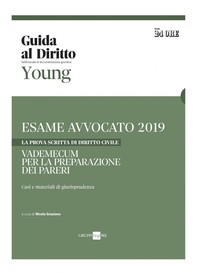 Esame avvocato 2019 - La prova scritta di Diritto Civile - Librerie.coop