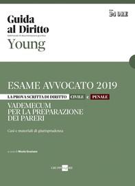 """Esame avvocato 2019 - Prova scritta """"CIVILE + PENALE"""" - Librerie.coop"""