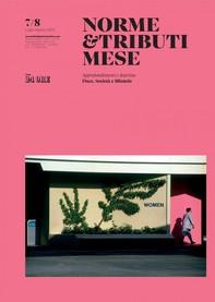 NORME&TRIBUTI MESE 07-08/2020 - Librerie.coop