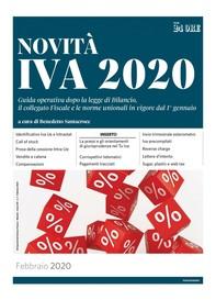 Novità IVA 2020 - Librerie.coop