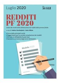 Redditi PF 2020 - Librerie.coop