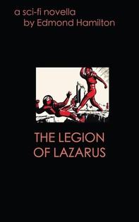 The Legion of Lazarus - Librerie.coop