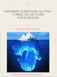 Disordini alimentari glutine correlati - Librerie.coop