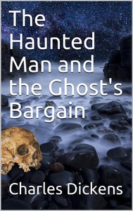 The Haunted Man and the Ghost's Bargain - copertina