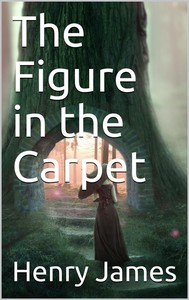 The Figure in the Carpet - copertina