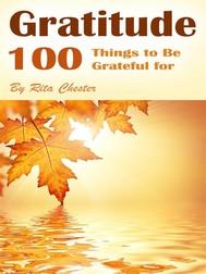 Gratitude - copertina