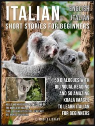 Italian Short Stories for Beginners - English Italian - copertina