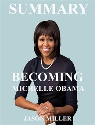 Summary Of Becoming By Michelle Obama - copertina
