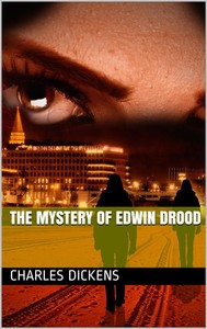 The Mystery of Edwin Drood - copertina