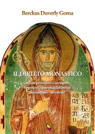 Il diritto monastico - copertina