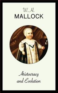 Aristocracy and Evolution - copertina