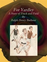 For Yardley - copertina