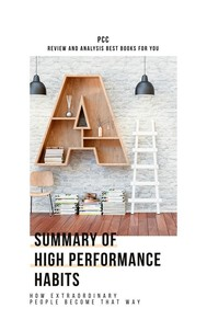 Summary of High Performance Habits - copertina