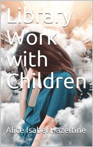 Library Work with Children - copertina