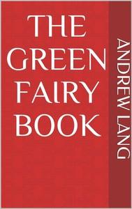 The Green Fairy Book - copertina