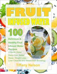 Fruit Infused Water - copertina