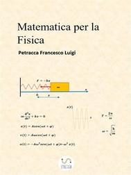 Matematica per la Fisica - copertina
