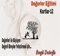 DEĞERLERİMİZİN Kartları - Librerie.coop