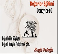 10.Çoklu ZEKA EĞİTİM SETİ (Deneyler) - Librerie.coop