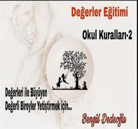 2.Çoklu ZEKA EĞİTİM SETİ (Okulun Kuralları) - Librerie.coop